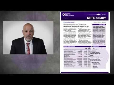 Overview of Platts Metals