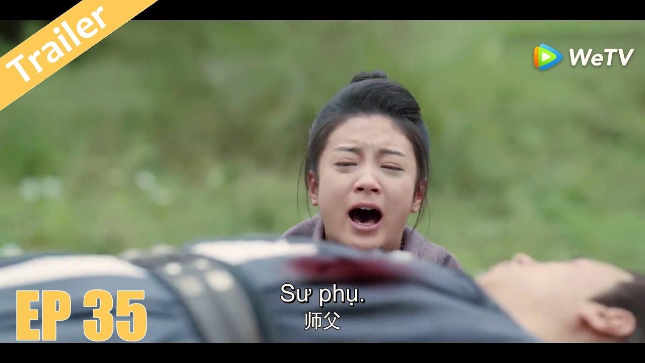Trailer   Một Tấc Tương Tư - Tập 35(Vietsub)   Siêu Phẩm Ngôn Tình Cổ Trang   Trương Diệu   WeTV