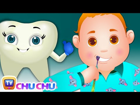 Brush Your Teeth Song | Good Habits Nursery Rhymes For Children | ChuChu TV