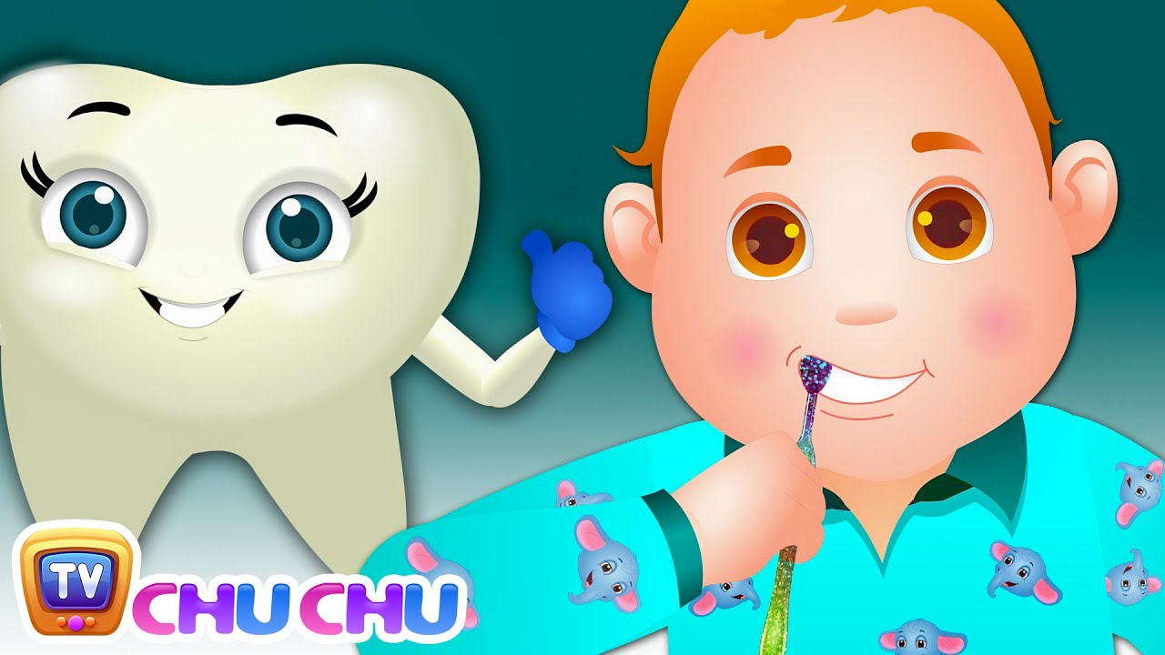 Brush Your Teeth Song Good Habits Nursery Rhymes For