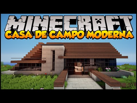 Minecraft como construir a casa de phineas e ferb doovi for Casa moderna minecraft easy