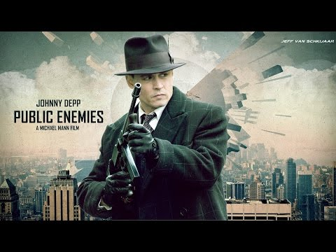Visuomenės priešai (Public Enemies) @ Biografinis, JAV, 2009 WEB anonsas from YouTube · Duration:  42 seconds