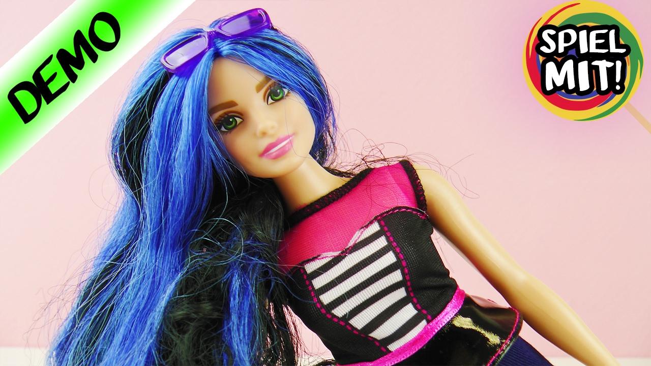 BARBIE FASHIONISTA MIT KURVEN - Curvy Barbie | Barbie mit toller ...