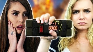 KILLING MY FANS IN GTA 5! W/Leah  (Free Roam)