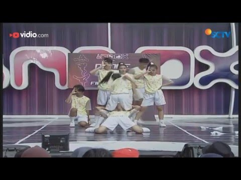 Seniority  - Inbox The Dance Icon 2 Competition