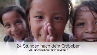 """Rückblick - Ein Jahr """"Hilfe für Nepal"""""""