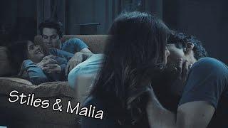 Stiles&Malia - Crawlin