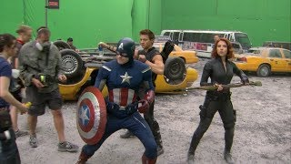The Avengers | Behind the scenes