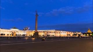 видео Белые ночи в Санкт-Петербурге