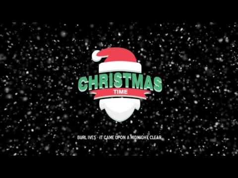 Burl Ives - It Came Upon a Midnight Clear