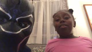 Black Panther interview
