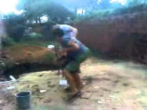 samuel joga bruno na fossa