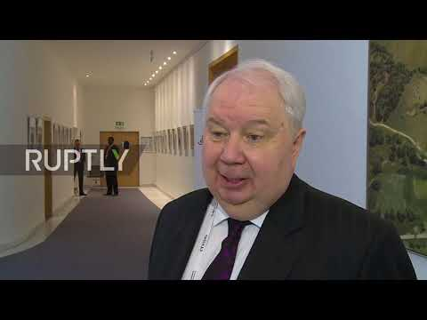Germany: 'No collusion because there was no meddling!' - Ex-Russian ambassador to US