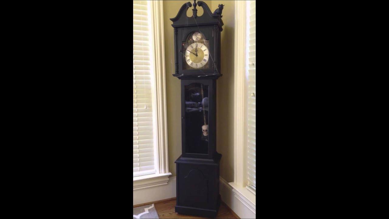 Haunted Clock Prop YouTube