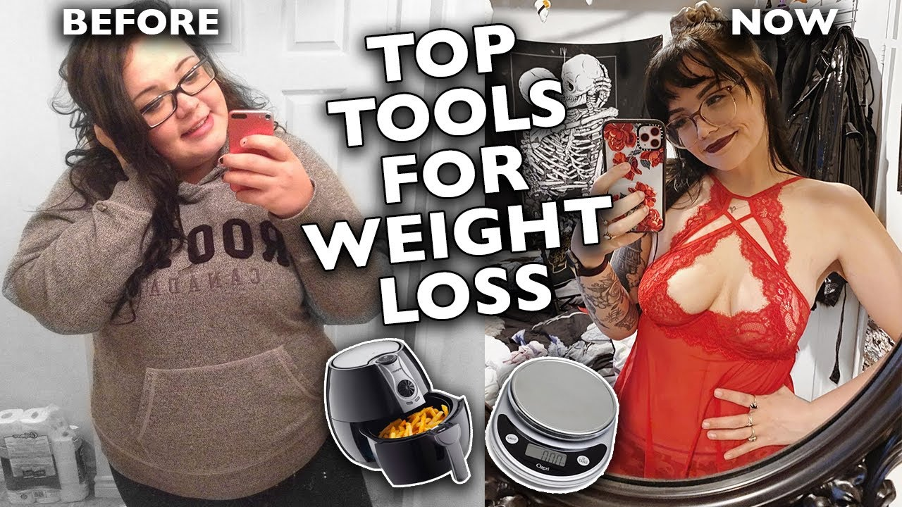 TOP 10 KITCHEN MUST-HAVES FOR WEIGHT LOSS!
