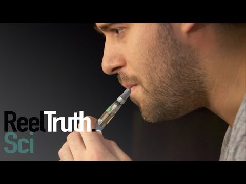 Seduction of Smoking - E Cigarettes | Social Documentary | Reel Truth. Science