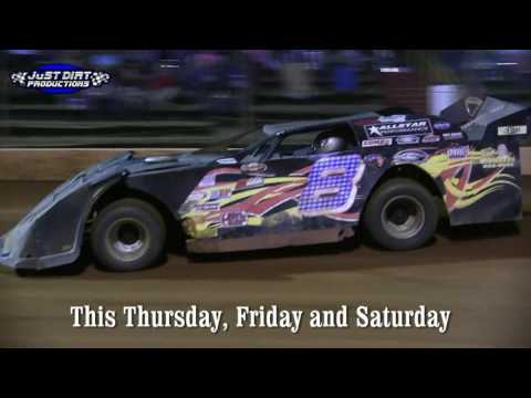 NeSmith Promo 10 28 29 16 at The Southern Raceway In Milton Florida
