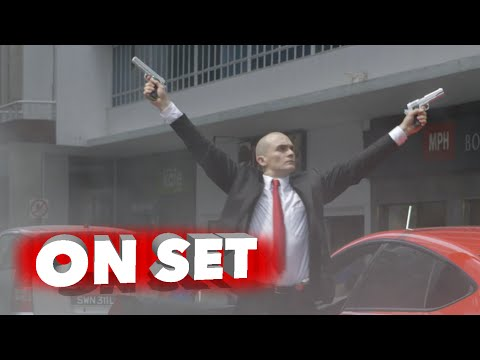 Hitman: Agent 47: Behind the Scenes Movie Broll - Rupert Friend, Zachary Quinto