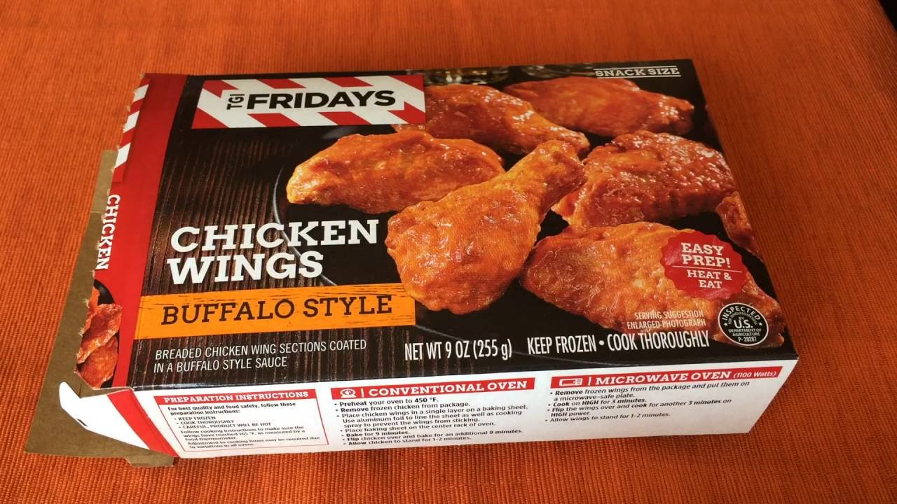 tgi fridays buffalo style chicken wings review youtube. Black Bedroom Furniture Sets. Home Design Ideas