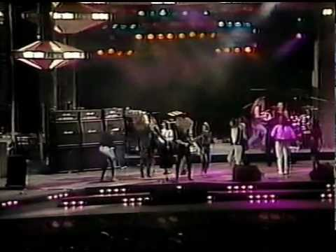Europe - Live in Viña del Mar, Chile 1990 (The 1st Night)