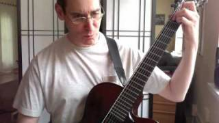 open string voicings for guitar (advanced jazz guitar lesson) | steve herberman