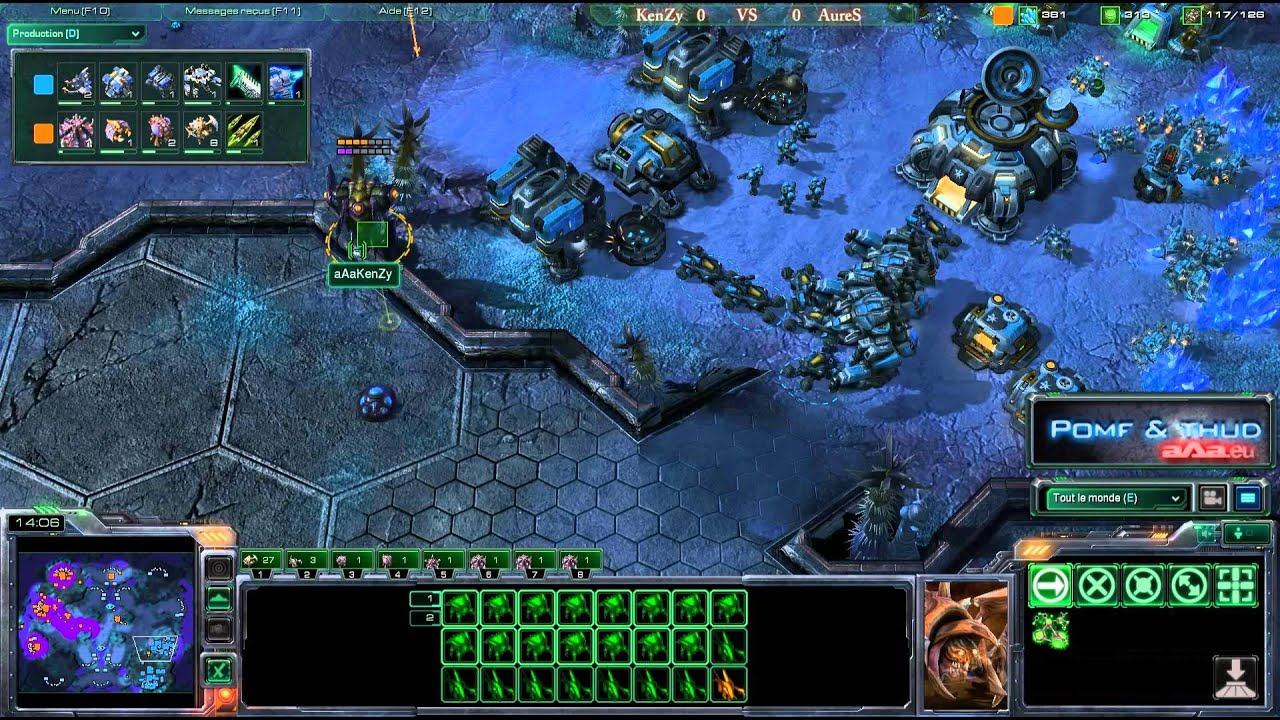 unemployment r starcraft replays - HD 1920×1072