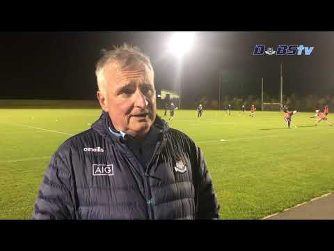 Interim Dublin Camogie manager Dave Dunning chats to DubsTV