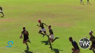 School Rugby Action - Pretty impressive try by Duan Momberg 14-04-18