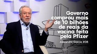 Governo comprou mais de R$10 bilhões de reais da vacina feita pela Pfizer!