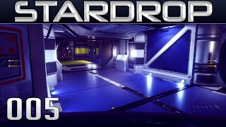 STARDROP [005] [Das Notfallprotokoll] Let's Play Gameplay Deutsch German thumbnail