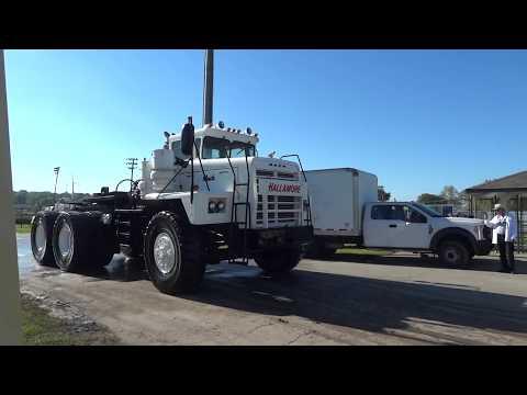 Mack M45SX Prime Mover