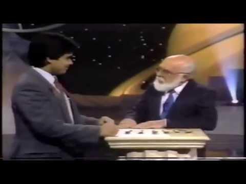 James Randi & Uri Geller