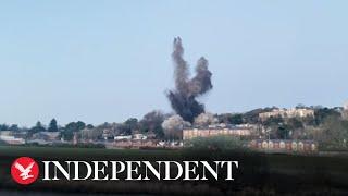 Second World War bomb safely detonated in Exeter