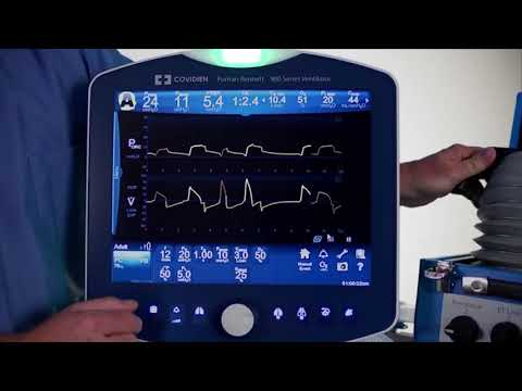 Puritan Bennett 980 Ventilator - Clinical - Bilevel Software