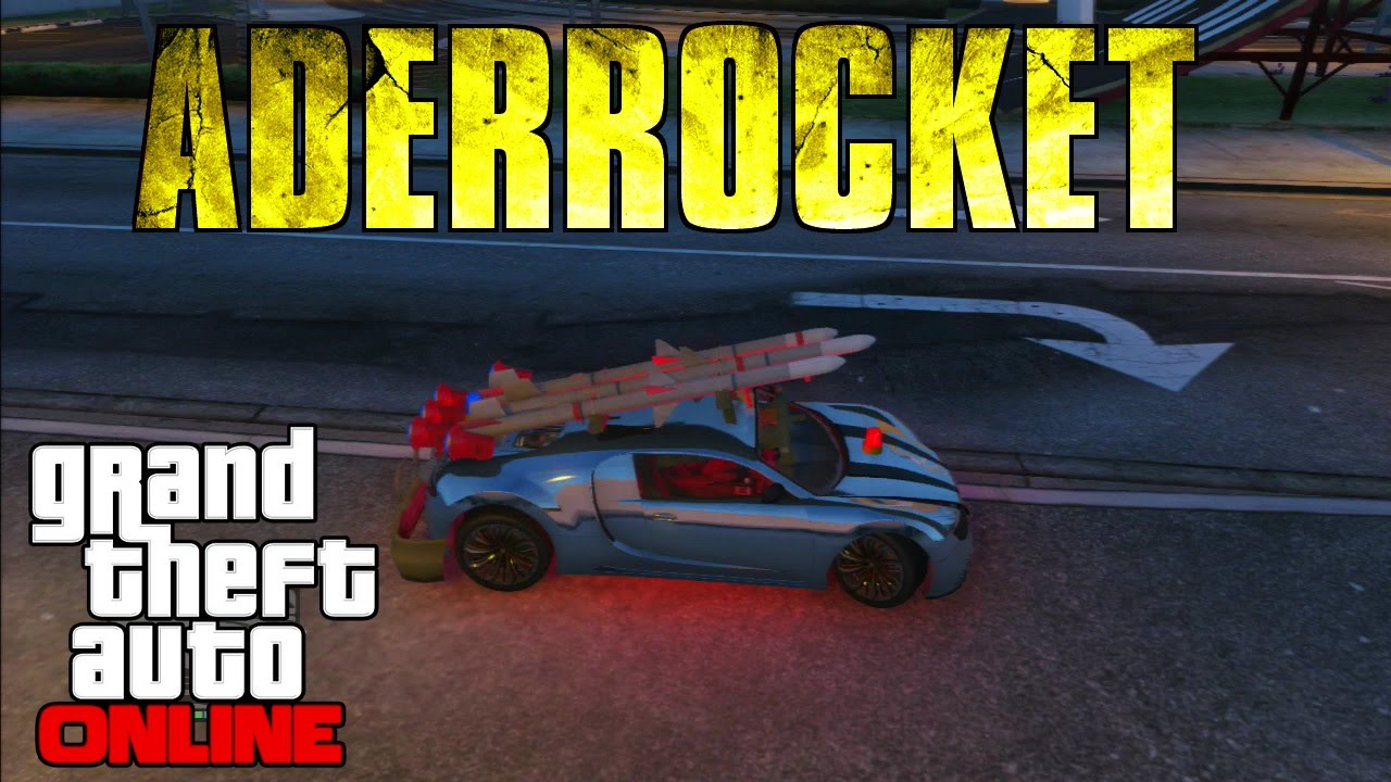 adderrocket gta 5 vehicule modded 4 youtube. Black Bedroom Furniture Sets. Home Design Ideas