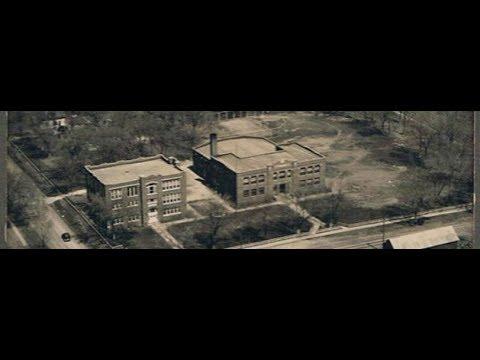 Demolition of King City Missouri R-1 Grade School