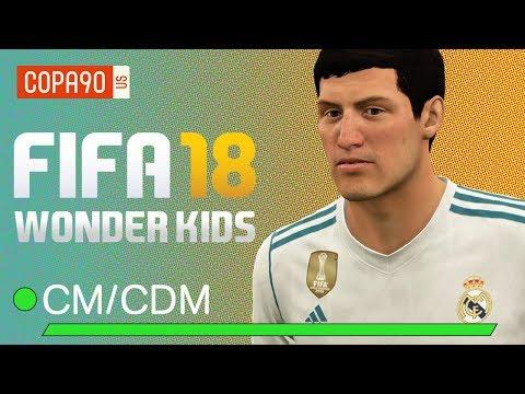 Real Madrid's Future? 6 Must Sign FIFA Wonderkids- La Liga | Ep. 2