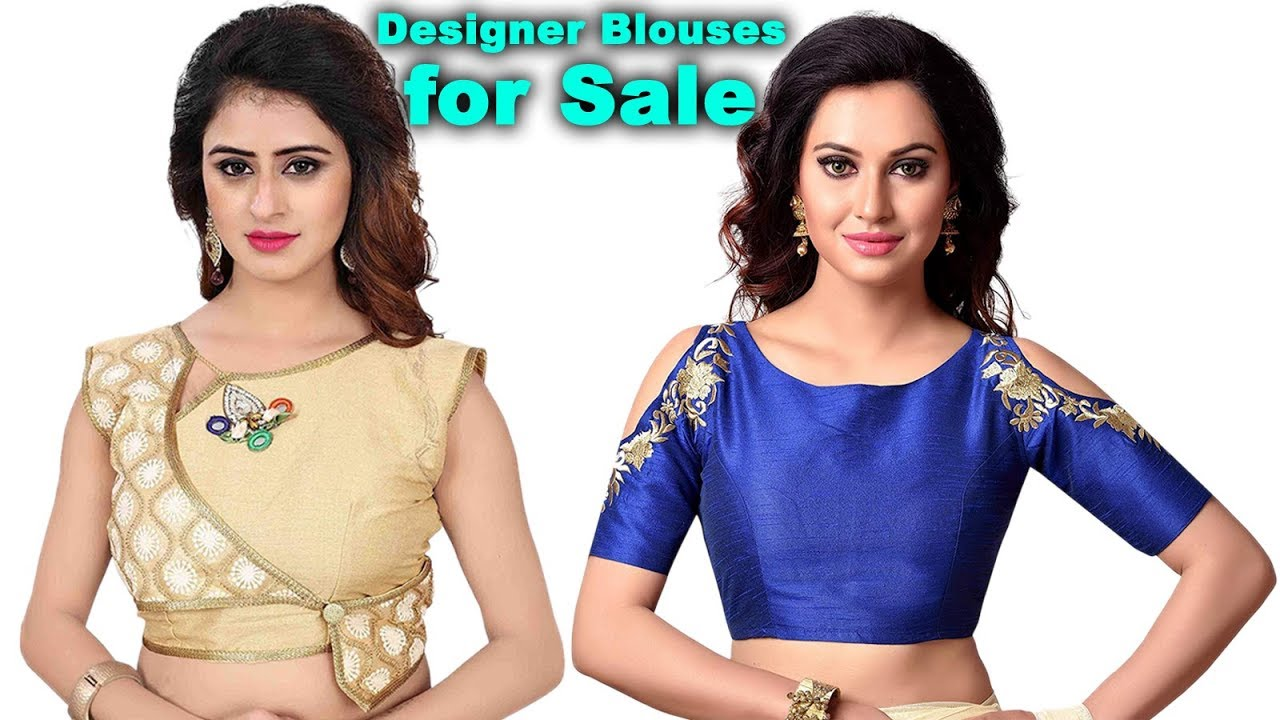 Latest Model Designer Ready Made Blouse With Price Collections