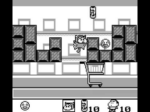 Game Boy Longplay [144] Crayon Shin-chan 4: Ora no Itazura Daihenshin