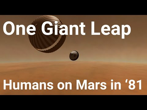 One Giant Leap: If History Had Gone Differently - Kerbal Space Program (RSS/RO)