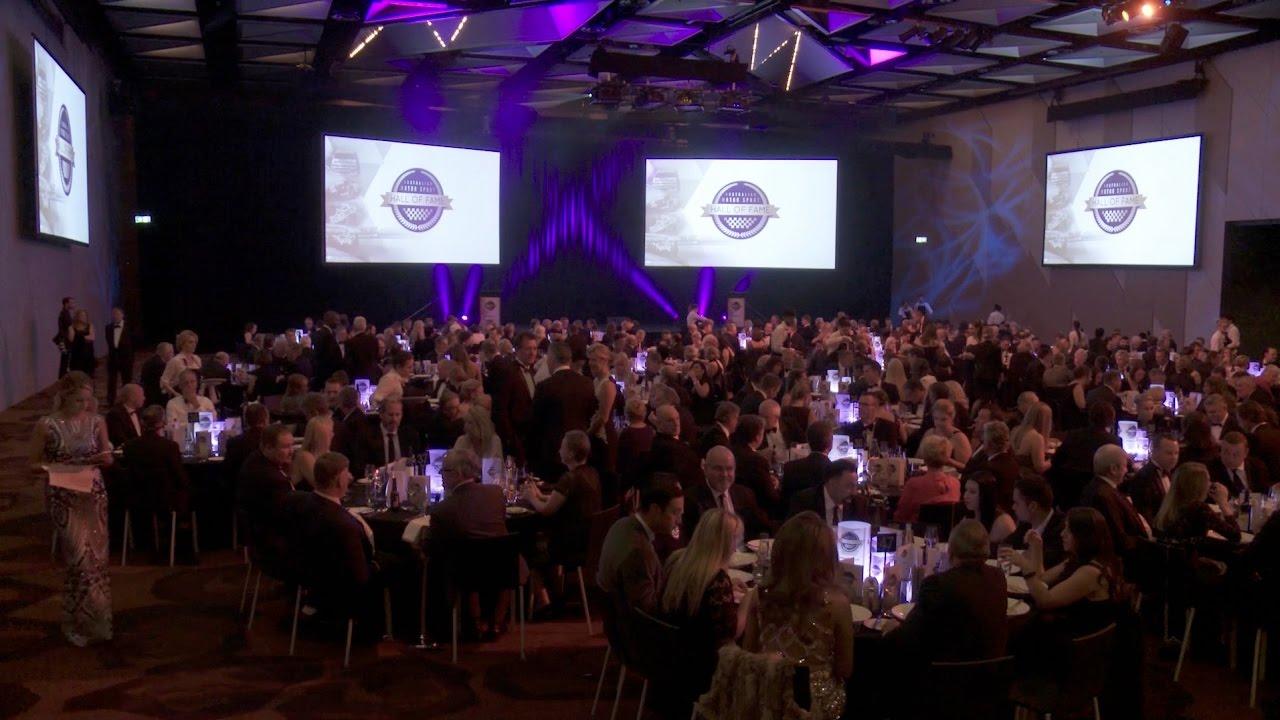 2016 Australian Motor Sport Hall of Fame Highlights - YouTube