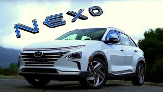 2019 Hyundai NEXO Review- HYDROGEN POWERED // The Future Is Now