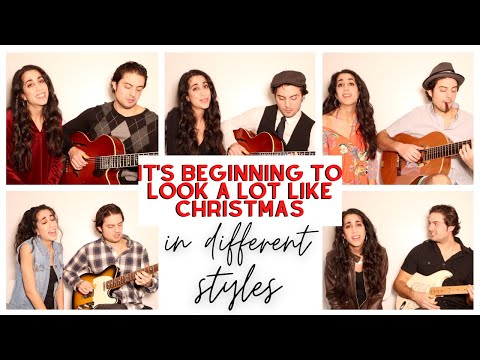 It's Beginning to Look a Lot Like Christmas   In Different Musical Styles