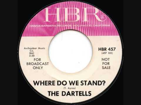 The Dartells - Where Do We Stand?