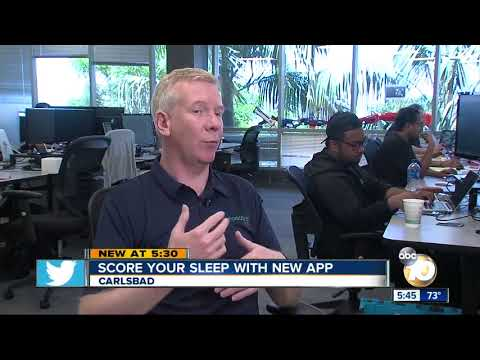 Score Your Sleep With New App