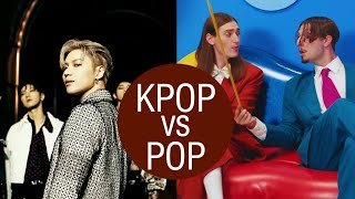 Download KPOP VS POP Mp3 and Videos