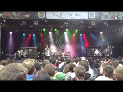 Chelsea Grin | Full live set | @eXhaus Trier | [HD - Good Sound Quality]