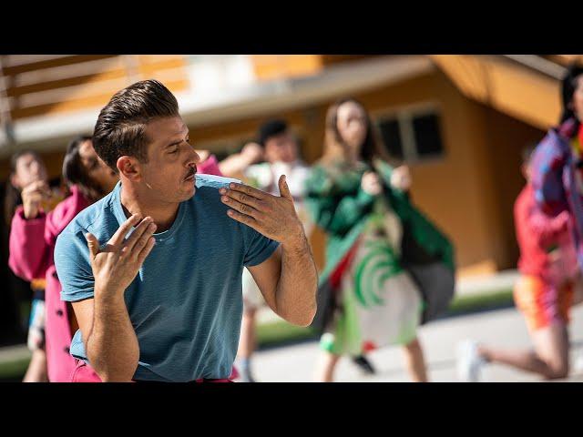 Francesco Gabbani - Il Sudore Ci Appiccica (Official Video) - Francesco Gabbani