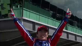 第101回 インディ500の決勝が28日(日)、インディアナポリス・モーター...