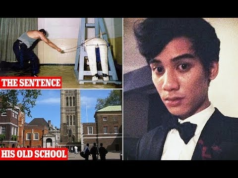 Ex-Westminster public schoolboy will be strapped naked to